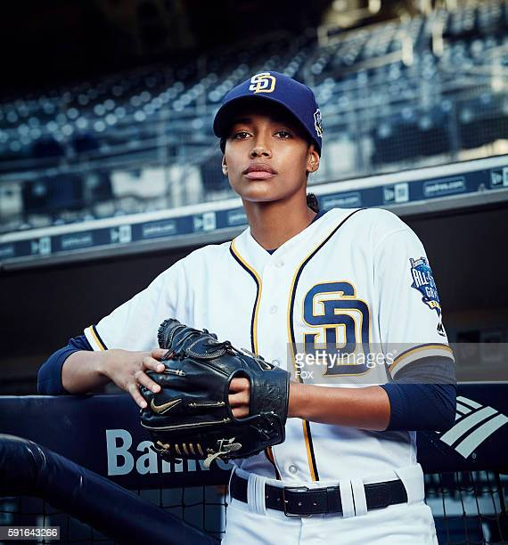 Kylie Bunbury in PITCH premiering Thursday Sept 22 on FOX