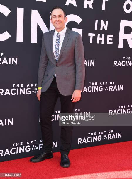 Kylie Cantrall arrives at the Premiere Of 20th Century Fox's The Art Of Racing In The Rain at El Capitan Theatre on August 01 2019 in Los Angeles...