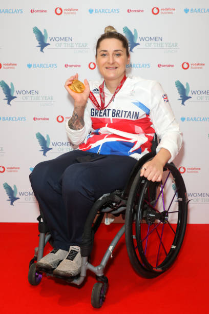 GBR: Women of the Year Awards 2021