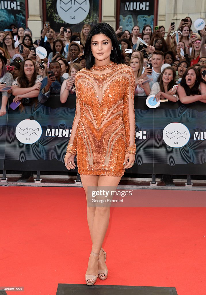 2014 MuchMusic Video Awards - Arrivals : News Photo