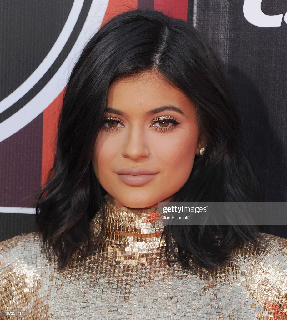 Kylie Jenner arrives at The 2015 ESPYS at Microsoft Theater on July 15, 2015 in Los Angeles, California.
