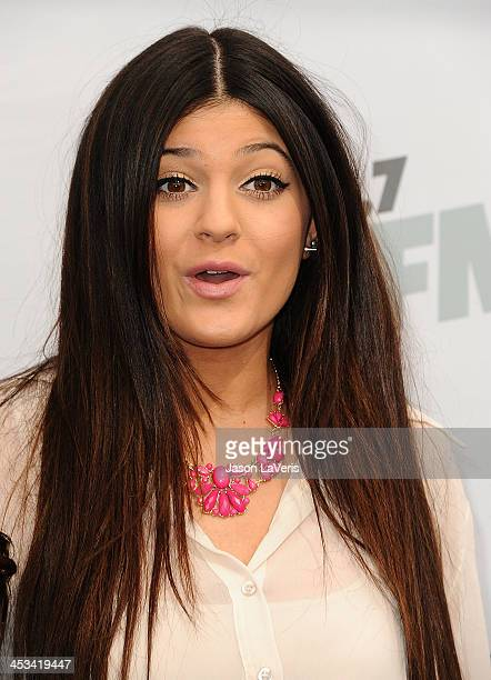 Kylie Jenner attends 1027 KIIS FM's Wango Tango at The Home Depot Center on May 12 2012 in Carson California