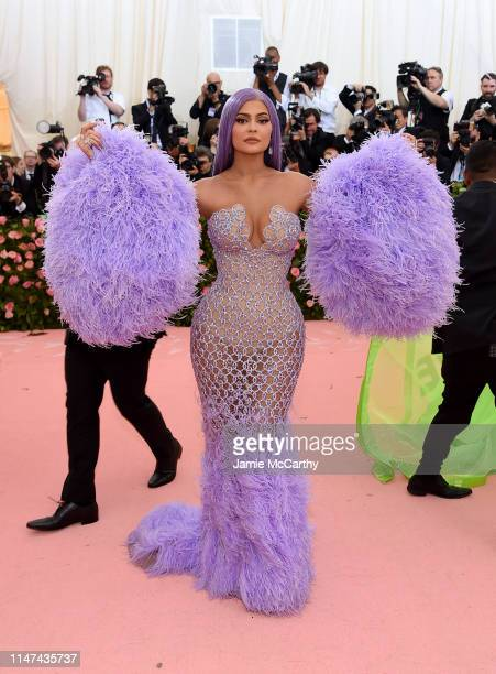 Kylie Jenner attends The 2019 Met Gala Celebrating Camp Notes on Fashion at Metropolitan Museum of Art on May 06 2019 in New York City