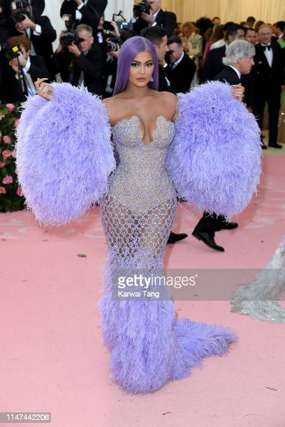Kylie Jenner attends The 2019 Met Gala Celebrating Camp Notes On Fashion at The Metropolitan Museum of Art on May 06 2019 in New York City