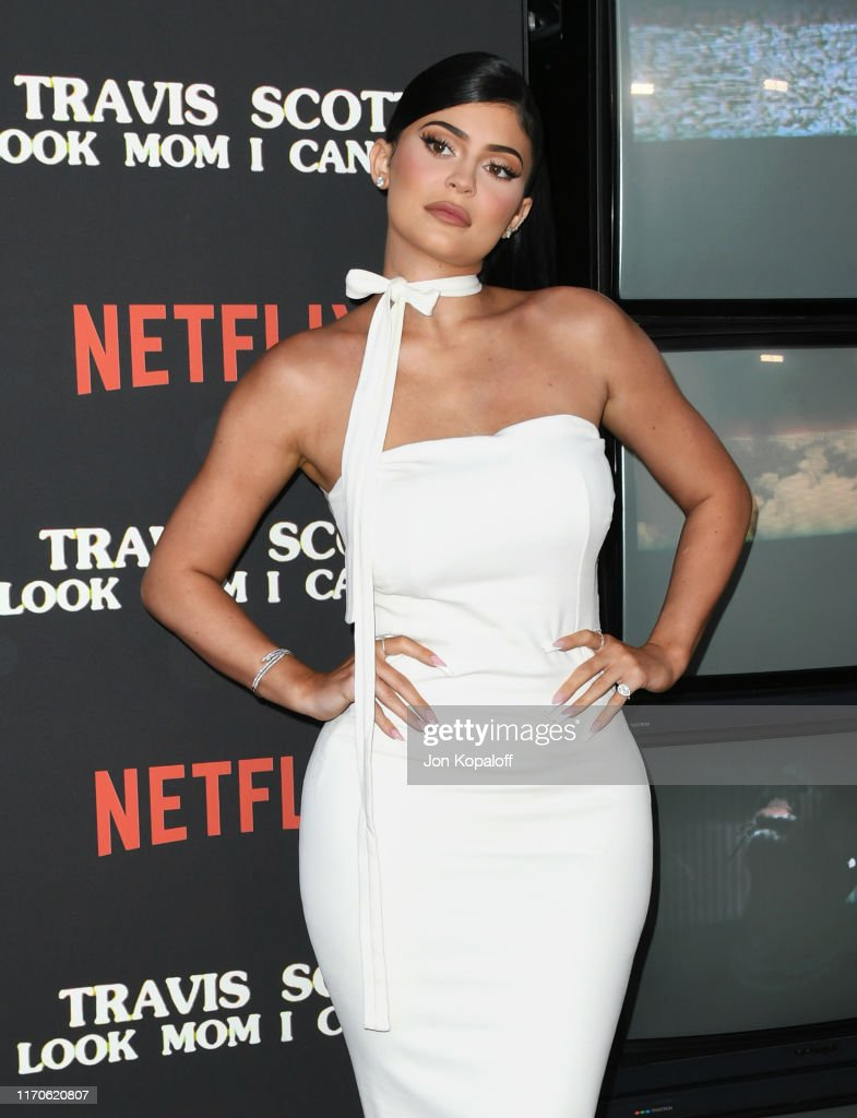 """Premiere Of Netflix's """"Travis Scott: Look Mom I Can Fly"""" - Arrivals : News Photo"""