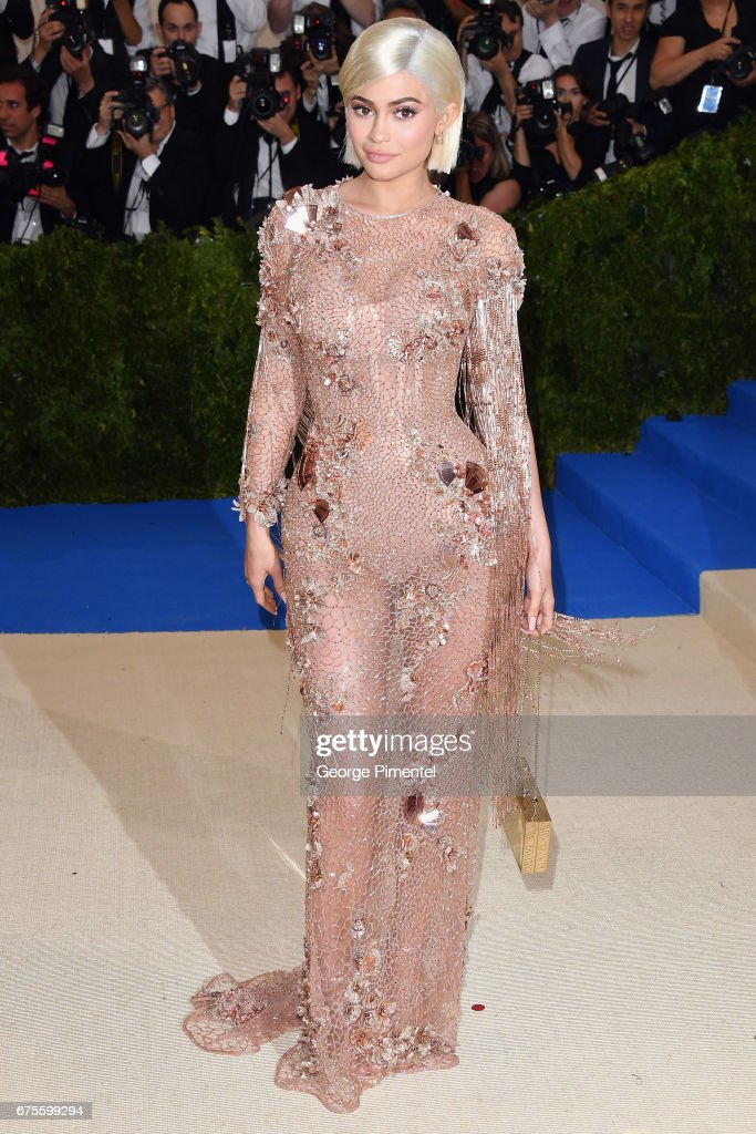 """""""Rei Kawakubo/Comme des Garcons: Art Of The In-Between"""" Costume Institute Gala - Arrivals : Photo d'actualité"""