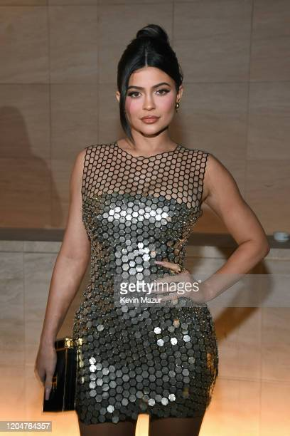 Kylie Jenner attends the Tom Ford AW20 Show at Milk Studios on February 07, 2020 in Hollywood, California.