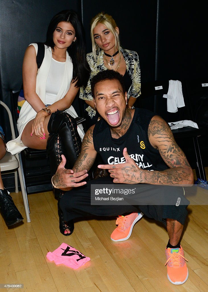 LA Gear Presents Sports Spectacular Charity Basketball Game Hosted By Tyga : News Photo