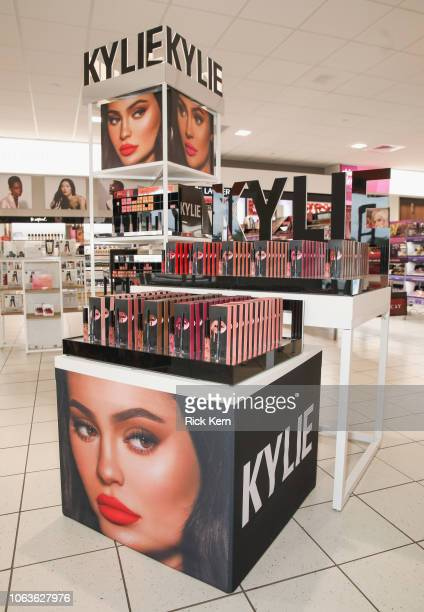 Kylie Jenner visited an Ulta Beauty location in Houston, Texas to celebrate the exclusive launch of Kylie Cosmetics in Ulta Beauty stores nationwide...