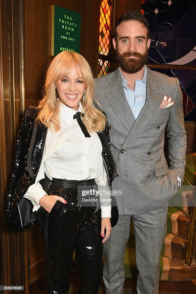 Kylie At The Ivy : News Photo
