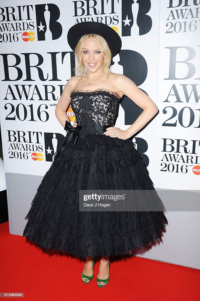 Brit Awards 2016 - VIP Arrivals