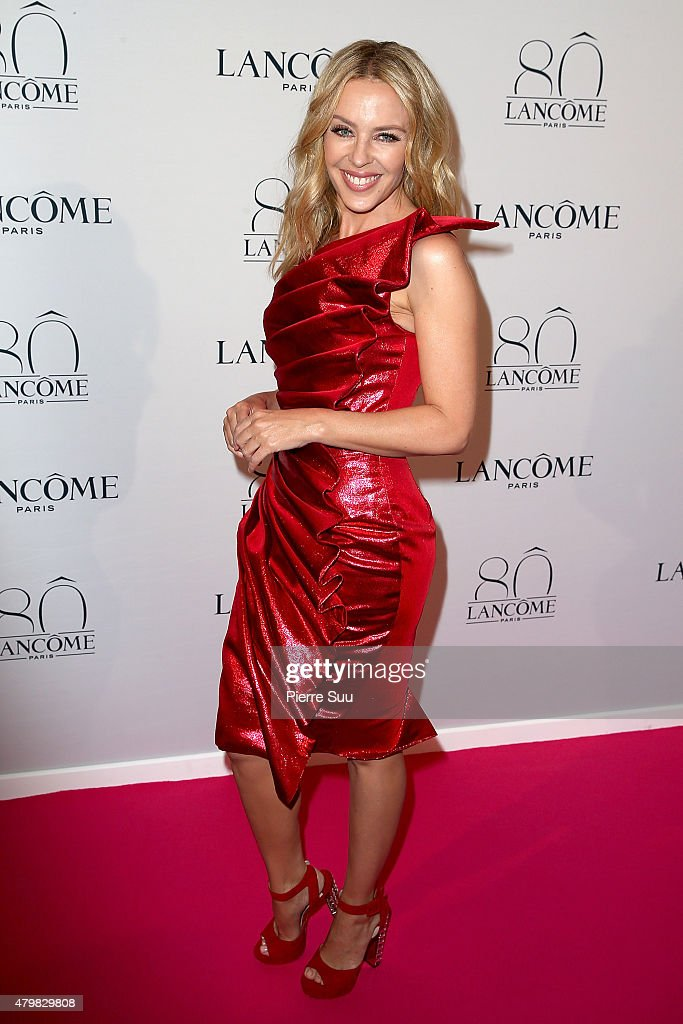Lancome : 80th Anniversary Party  - Paris Fashion Week - Haute Couture Fall/Winter 2015/2016