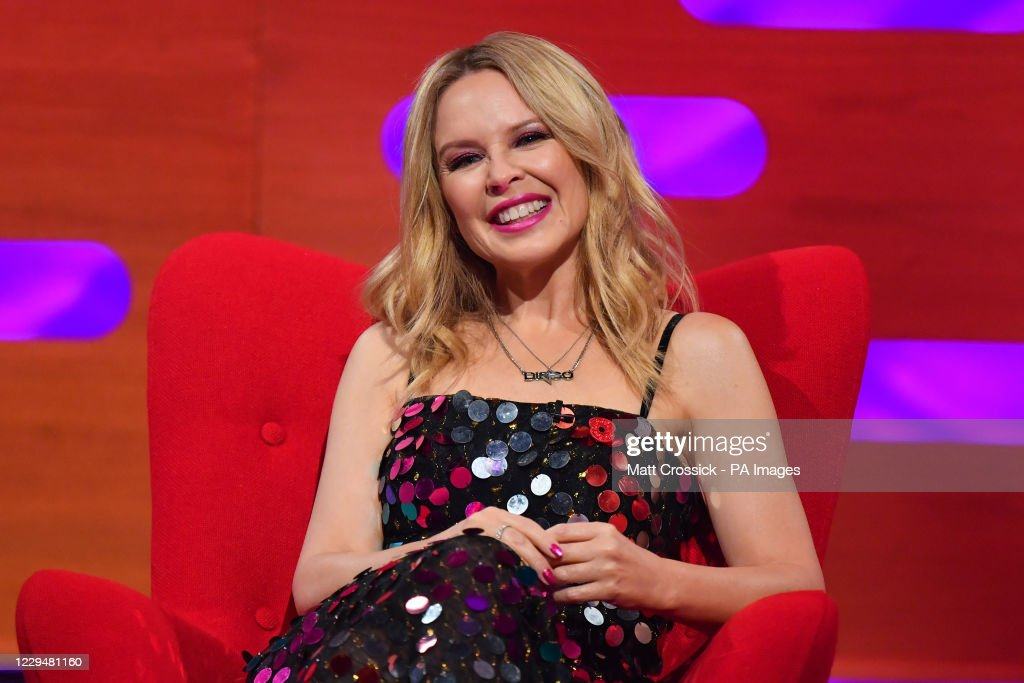 Graham Norton Show - London : News Photo