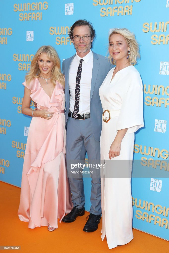 Swinging Safari World Premiere - Arrivals
