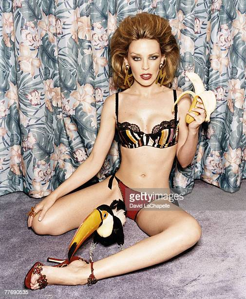 Kylie Minogue Kylie Minogue by David LaChapelle Kylie Minogue Flaunt March 1 2002