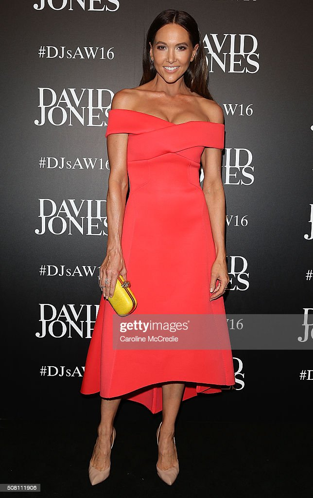David Jones Autumn/Winter 2016 Fashion Launch - Arrivals