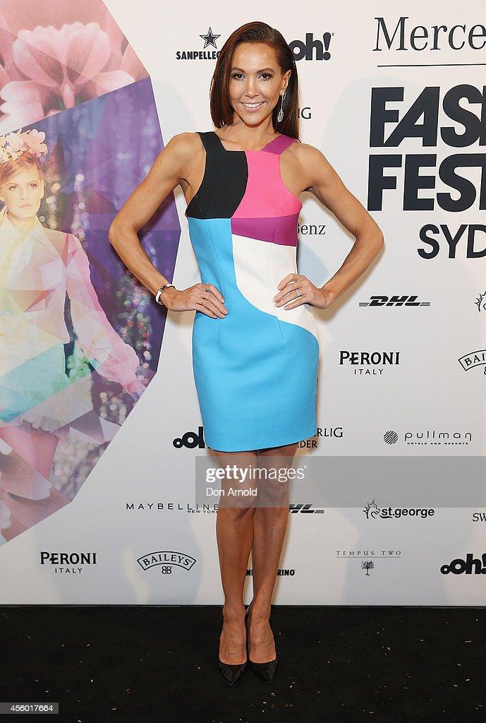 MB Presents Australian Style - Arrivals - MBFFS 2014