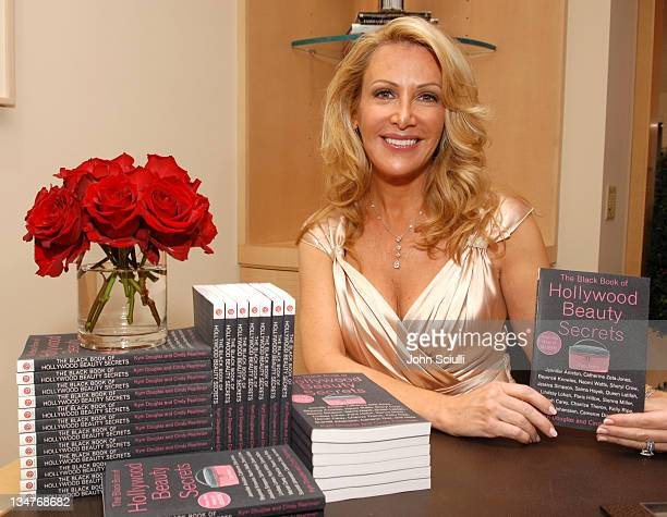 Kym Douglas during The Black Book of Hollywood Beauty Secrets Debut Party Hosted by Kelly and Martin Katz at Martin Katz Ltd in Los Angeles...