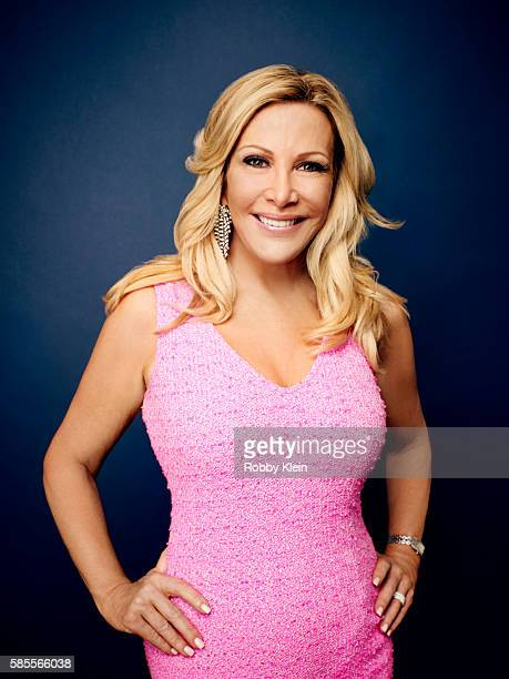 Kym Douglas is photographed at the Hallmark Channel Summer 2016 TCA's on July 27 2016 in Los Angeles California