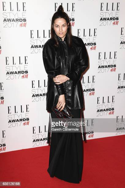 Kym Ellery attends the Elle Style Awards 2017 on February 13 2017 in London England
