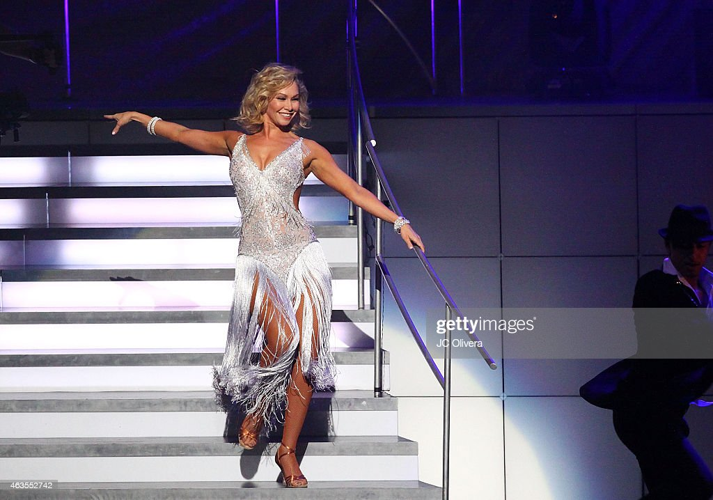 """Dancing With The Stars: Live!"" - Los Angeles, CA : News Photo"