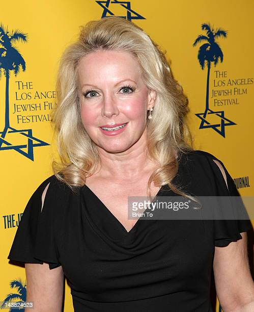 Kym Karath attends 7th Annual Los Angeles Jewish Film Festival Tony Curtis Driven To Stardom opening night premiere at Saban Theatre on May 3 2012 in...