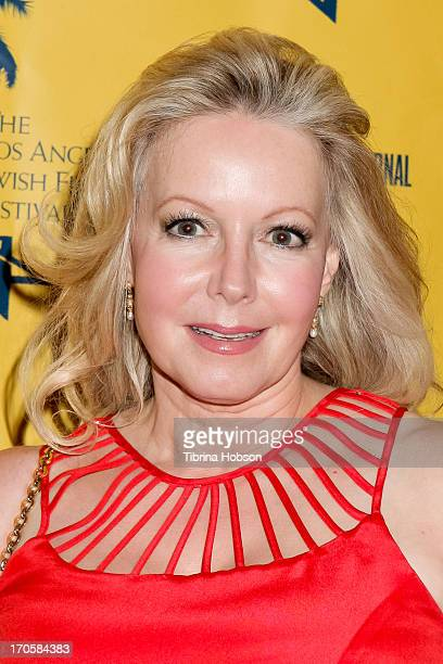 Kym Karath attends the 8th annual Los Angeles Jewish Film Festival opening night gala at the Writers Guild Theater on June 1 2013 in Beverly Hills...