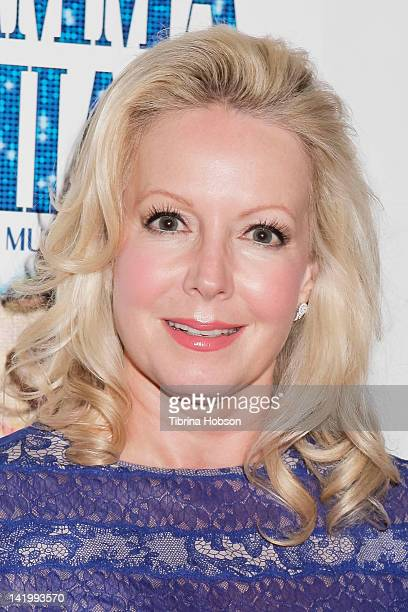 Kym Karath attends the opening night of 'Mamma Mia' at the Pantages Theatre on March 27 2012 in Hollywood California
