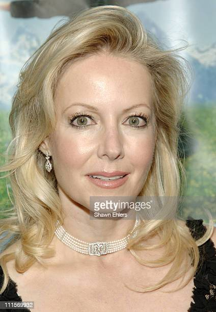 Kym Karath during The Sound of Music 40th Anniversary at Tavern on the Green in New York City New York United States
