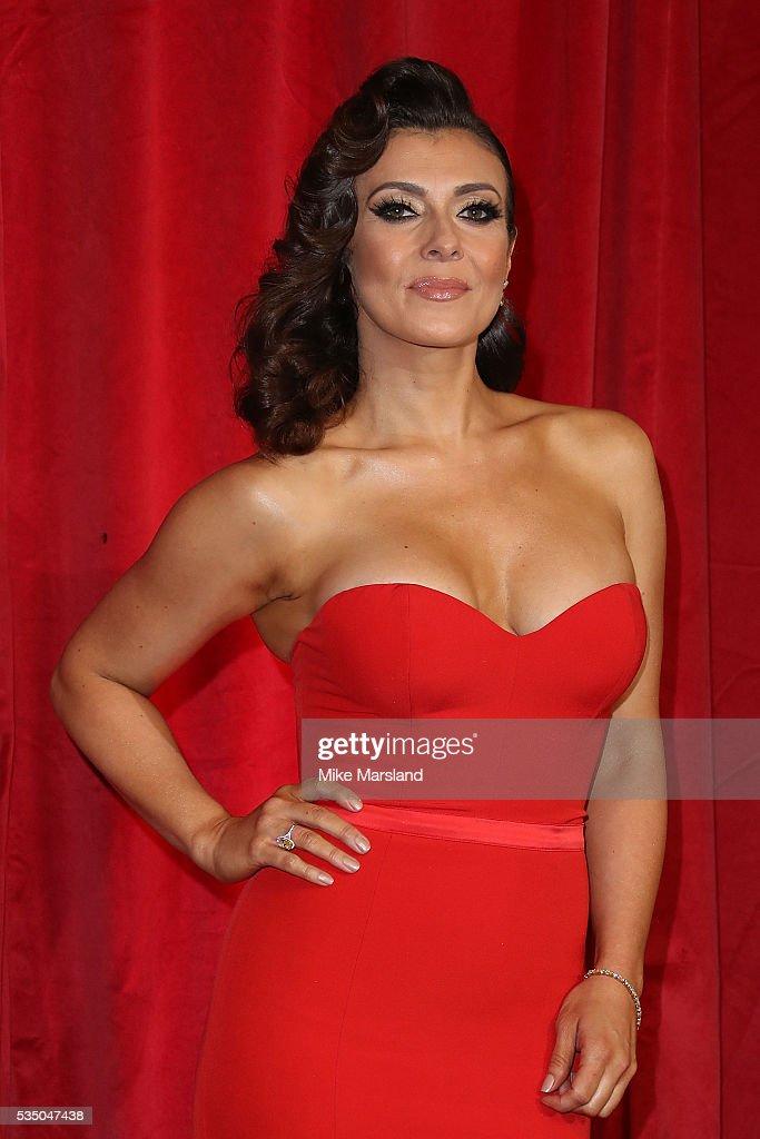 British Soap Awards 2016 - Red Carpet - Arrivals