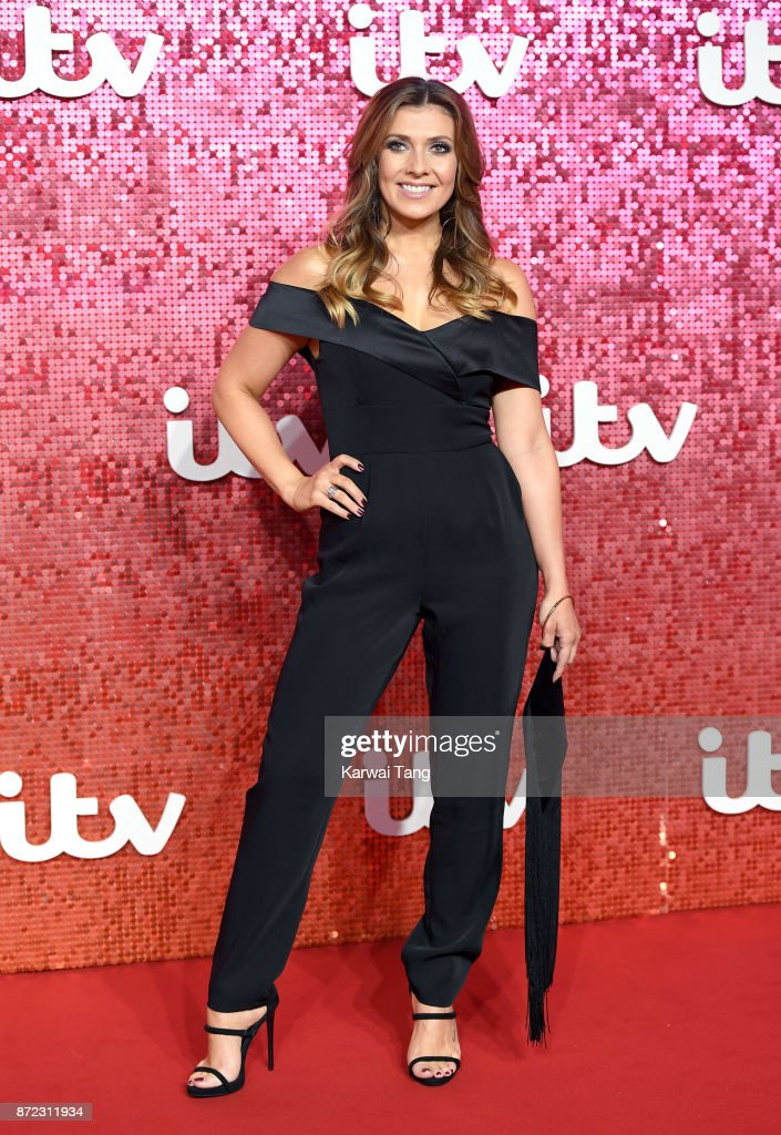 Kym Marsh attends the ITV Gala at the London Palladium on November 9, 2017 in London, England.