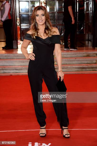 Kym Marsh attends the ITV Gala held at the London Palladium on November 9 2017 in London England