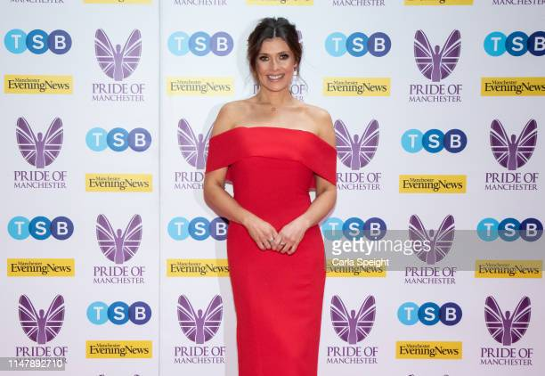 Kym Marsh attends the Pride of Manchester Awards 2019 at Waterhouse Way on May 08 2019 in Manchester England