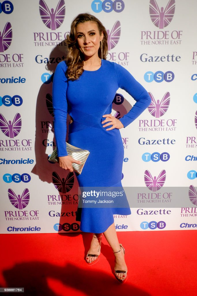 Pride Of The North East Awards 2018 - Red Carpet Arrivals