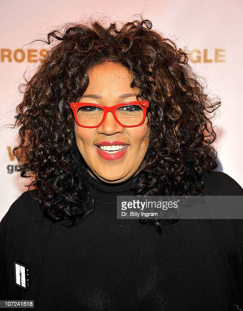 Kym Whitley attends the 10th Annual Heroes in the Struggle Gala at the Avalon on December 1 2010 in Hollywood California