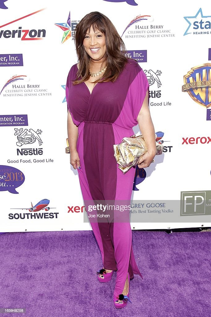 Kym Whitley attends the Jenesse Silver Rose Gala And Auction at Vibiana on April 6, 2013 in Los Angeles, California.