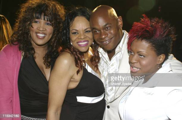 Kym WhitleyJamie Brown Bokeem Woodbine and Lil Mo