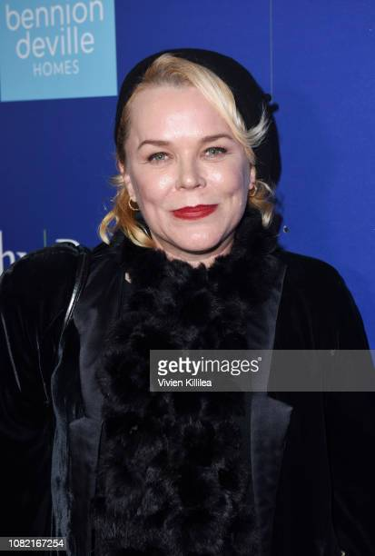 Kym Wilson attends the Closing Night Screening of 'Ladies In Black' at the 30th Annual Palm Springs International Film Festival on January 13 2019 in...