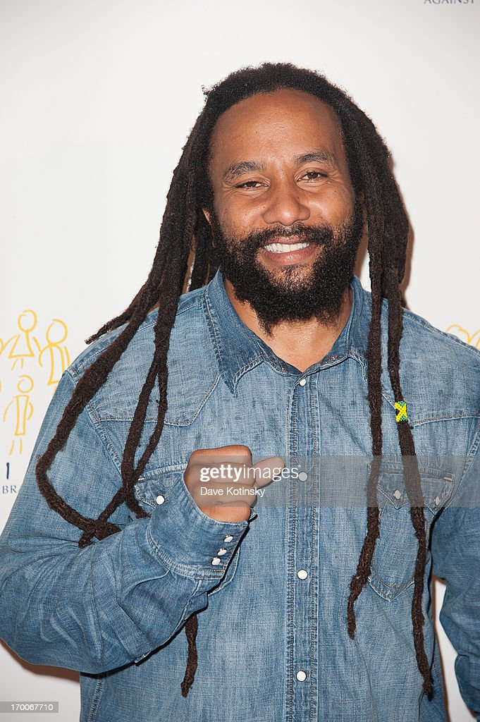 Ky-Mani Marley attends 8th Annual 'Sounding Off For a Cure' Benefit Concert at Hammerstein Ballroom on June 6, 2013 in New York City.