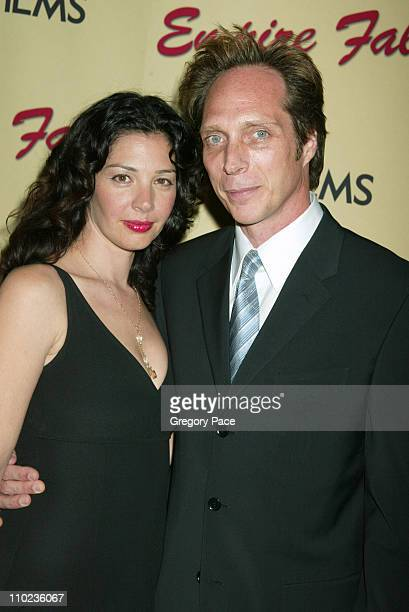 Kymberly Kalil Fichtner and William Fichtner during HBO Films 'Empire Falls' New York City Premiere Arrivals at The Metropolitan Museum of Art in New...