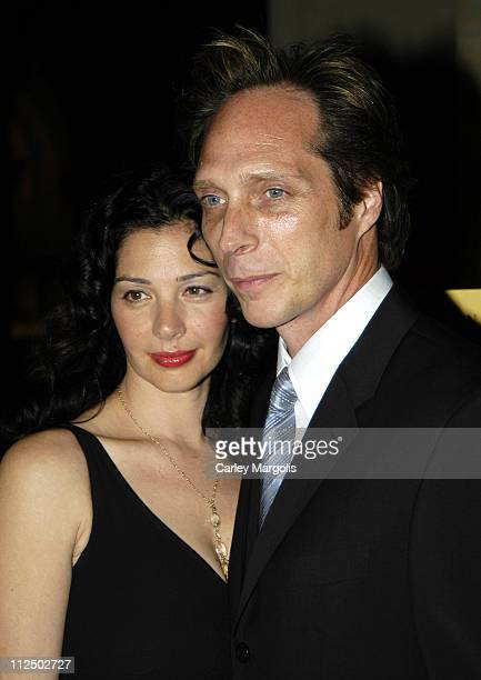 Kymberly Kalil Fichtner and William Fichtner during HBO Films 'Empire Falls' New York Premiere at The Metropolitan Museum of Art in New York City New...