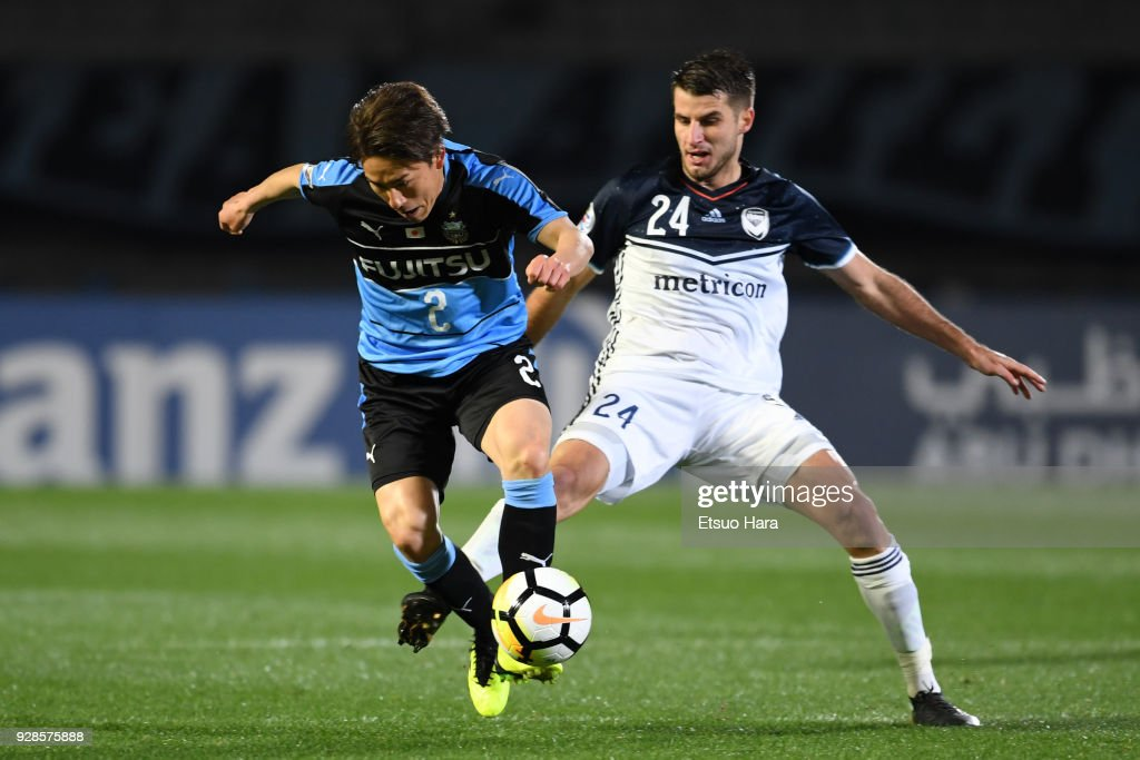 Kawasaki Frontale v Melbourne Victory - AFC Champions League Group F : ニュース写真