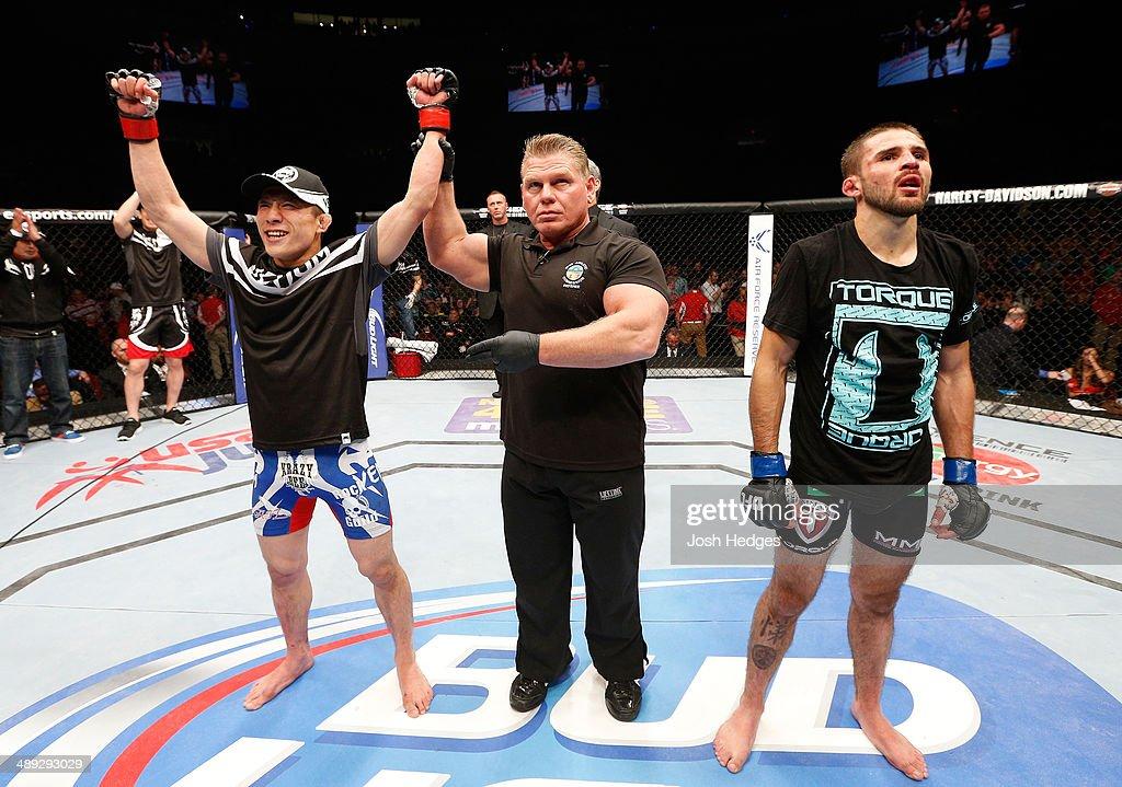 UFC Fight Night - Brown v Silva