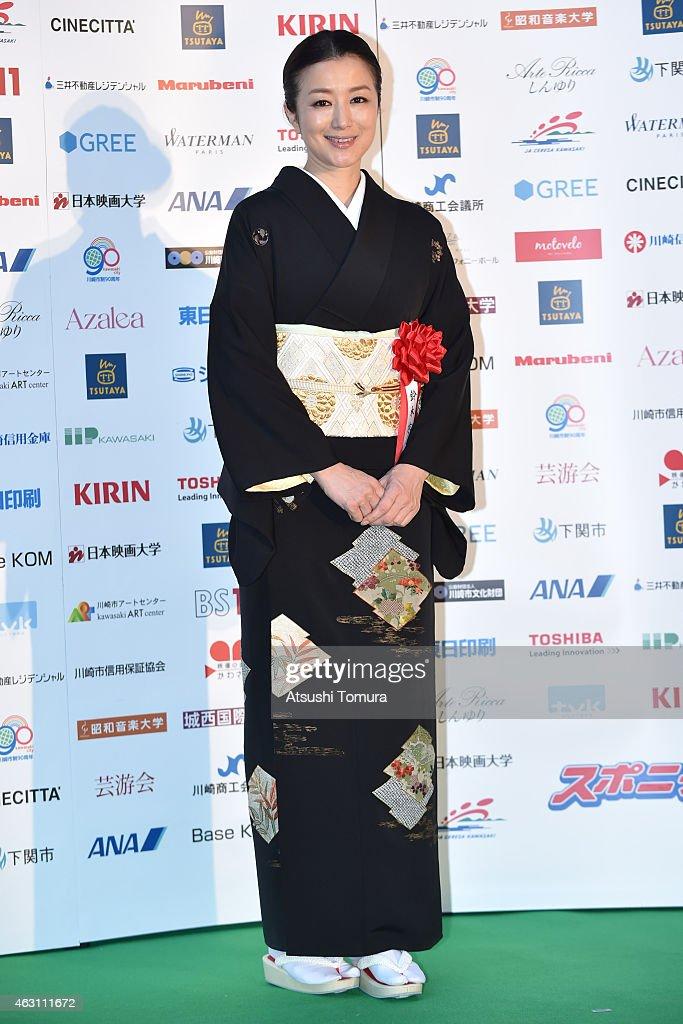 69th Mainichi Film Award : News Photo