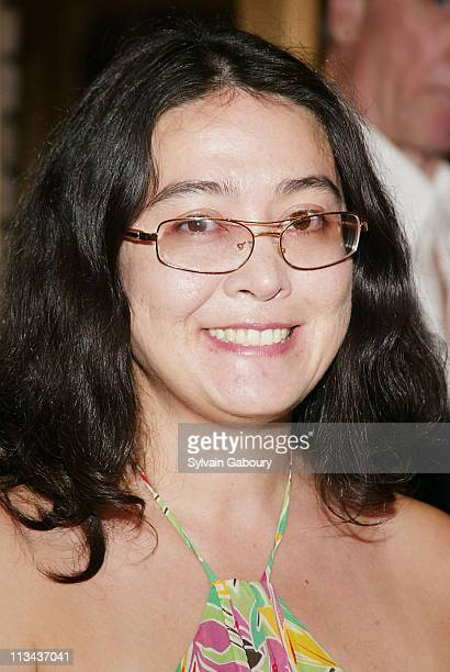 Kyoko Ono during Broadway opening of Lennon at Broadhurst Theater in New York New York United States
