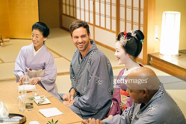 NEVER 'Kyoto Japan' Episode 102 Pictured Jeff Dye