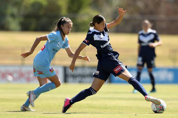 AUS: W-League Rd 4 - Melbourne Victory v Melbourne City