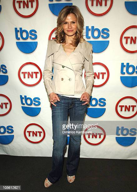 Kyra Sedgwick 11063_143JPG during 2006/2007 TBS and TNT UpFront Nick and Stef's at Nick and Stef's in New York City New York United States