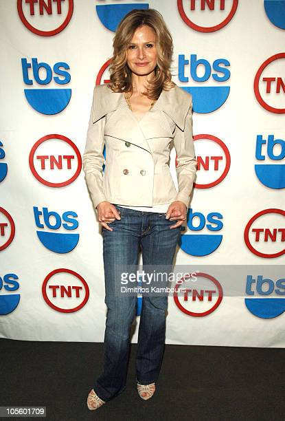 Kyra Sedgwick 11063_144JPG during 2006/2007 TBS and TNT UpFront Nick and Stef's at Nick and Stef's in New York City New York United States