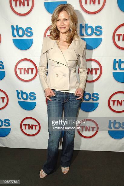 Kyra Sedgwick 11063_146JPG during 2006/2007 TBS and TNT UpFront Nick and Stef's at Nick and Stef's in New York City New York United States